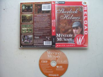 Sherlock Holmes The Mystery of the Mummy PC Game